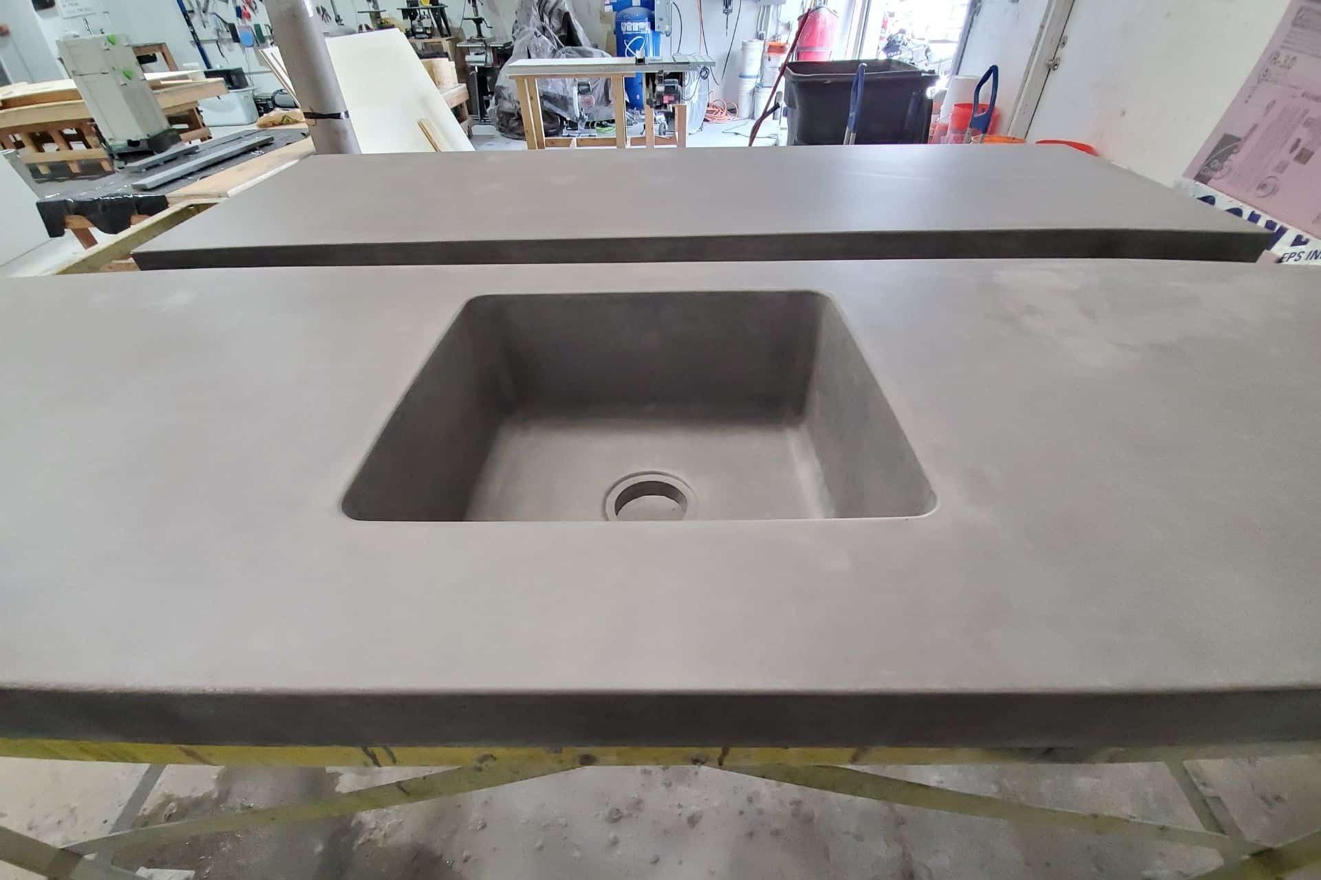 Orlando Concrete Furniture Contractor